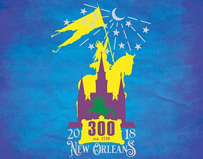 New Orleans Tricentennial Anniversary