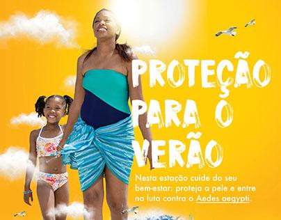 Proteção para o verão - Fundação Fiat