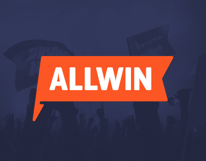 Group Saving Action ALLWIN Brand Experience Design