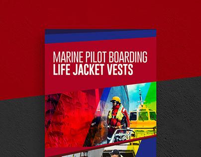 MARINE PILOT BOARDING LIFE JACKET VESTS