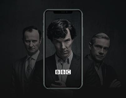 BBC Drama - UI/UX