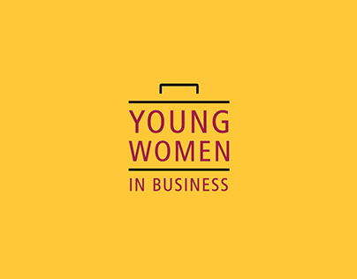 Young Women in Business Logo Design