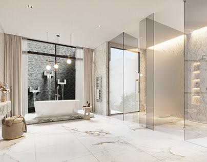 Private Residence - Bathroom