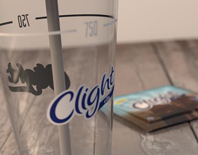 Clight - Mockup 3D