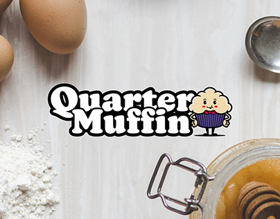 Quarter Muffin Character Designs
