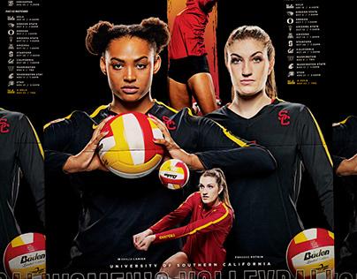 2018 USC Women's Volleyball
