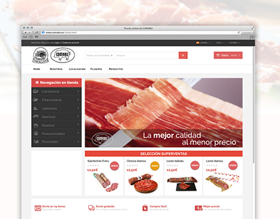 COMABU tienda online