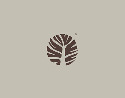 Uladish - Ecological restaurant | Logo design