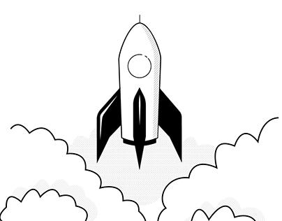 ANIMATION | Spaceship