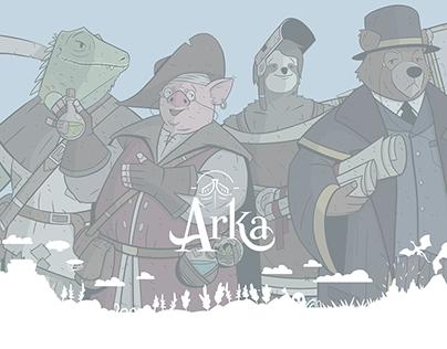 Arka - III. Artisan Classes