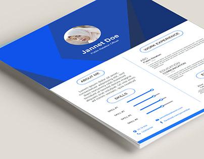 blue cubic curriculum vitae