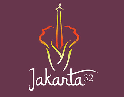 Jakarta, Indonesia Olympic Bid Logo