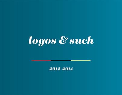Logos & Such 2012-2014
