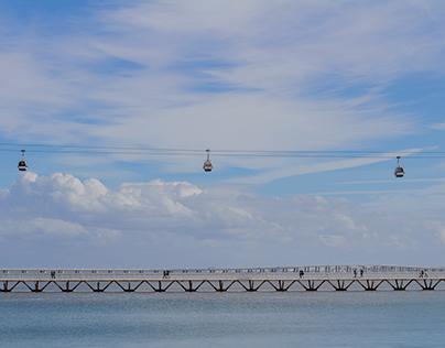 Cable Cars, Lisbon