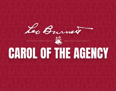 Leo Burnett   Carol of the Agency