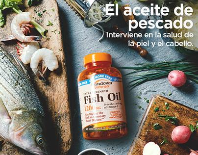 Vitamine campaign in Guatemala