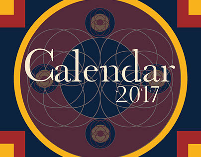 Calendar 2017 - Indian Art Forms