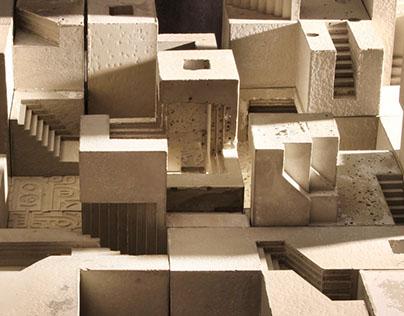 Soma Cube City i
