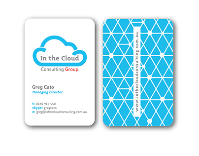 Branding | In the Cloud Consulting Group Branding