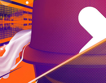 Music Festival Identity / Heart Of Music