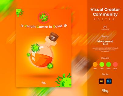 Poster - Visual Creator Community
