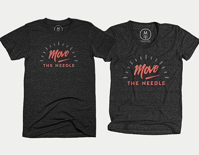 Move the Needle - Shirt Designs
