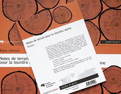 Traduction anglais-français, recueil de poésie