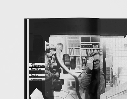 Wolfgang Weingart: The Pioneer of New Wave Typography