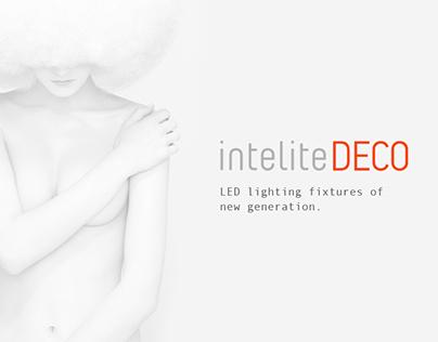InteliteDECO - web site