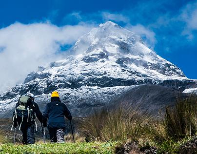 Montañas del Ecuador 2