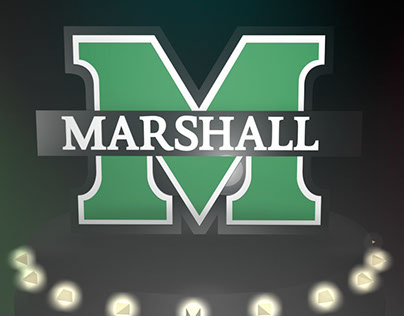 Marshall University Logo Intro