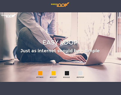 Initial concepts for easyLOOP website