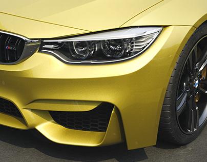 BMW M4 - CGI