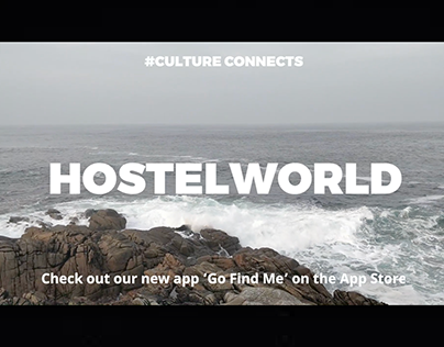 Hostelworld Digital Campaign - Video