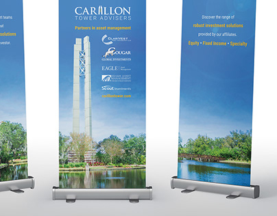 PullUp Banner | Carillon Tower Advisors • Raymond James