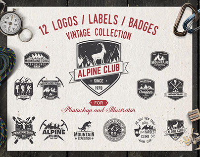 Alpine Club Vintage Collection