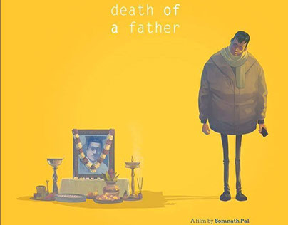 Compositing For Animated Short Film Death of A Father