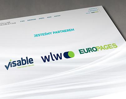 LMSPolska, On-line Marketing, Strona WWW