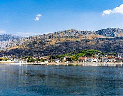 Croatian Towns
