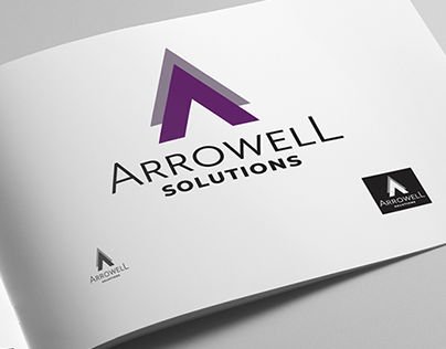Brand Identity for Arrowell Solutions