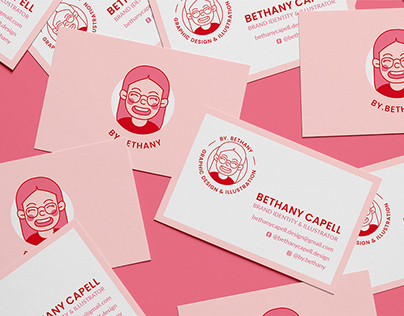 By.Bethany Personal Rebrand