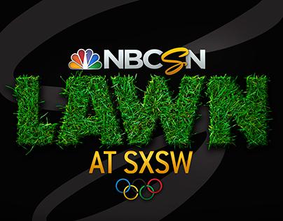 NBC SPORTS LAWN @ SXSW