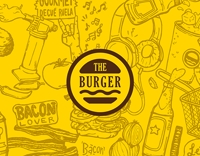 The Burger | Logotipo
