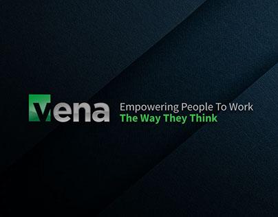 Vena Solutions | Rebrand