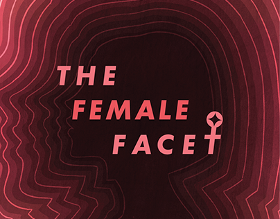 THE FEMALE FACET   Logo and Cover Art