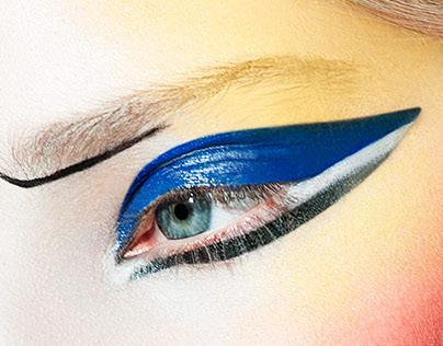 'Pop Goes Kabuki' for Volt Magazine