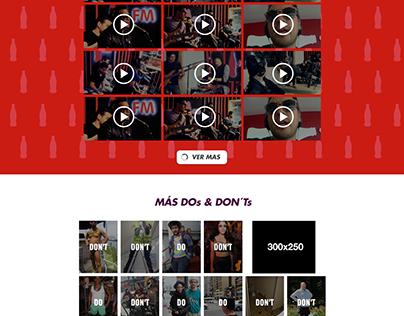 COCA COLA & MTV | TRADE MARKETING PROJECT