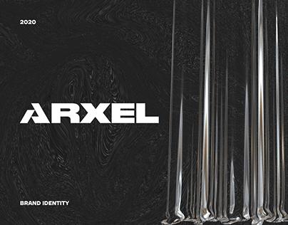 ARXEL. Brand Identity