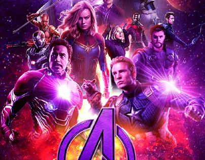 Fan poster (vingadores)