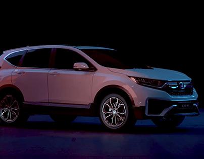 Honda CRV TVC BTS